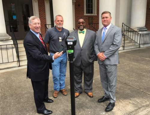 Montgomery Launches Smart Parking with Park Mobile Partnership